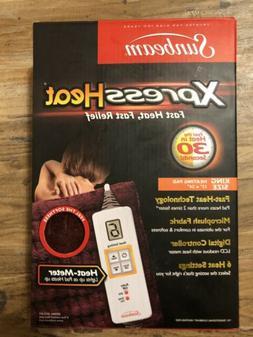 002013 912 000 king size xpressheat heating