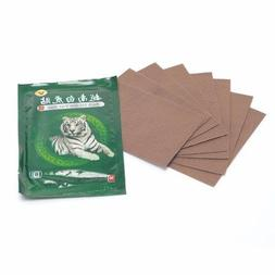 1 pack=8 pcs Vietnam White Tiger Active Meridians Paste Rheu
