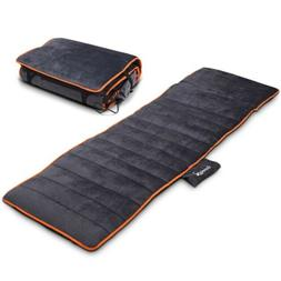 Massage Mat Therapy Heating Pad Pain Stress Reliever For Ful