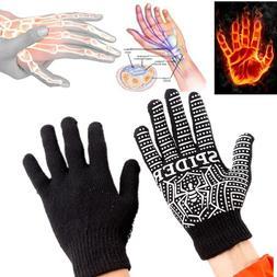 1Pair Effective Arthritis Joints Braces Gloves Self Heating
