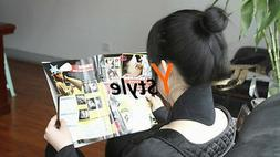 1pcs self heating neck pad massage belt