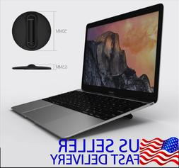 2 x laptop cooling feet stand notebook