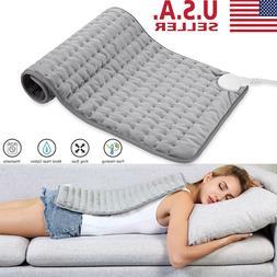 2020 Comfort Calming Heat Pain Relief Ultra-Soft Electric He
