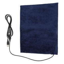 24x30cm 5V2A USB Electric Cloth Heater <font><b>Pad</b></fon