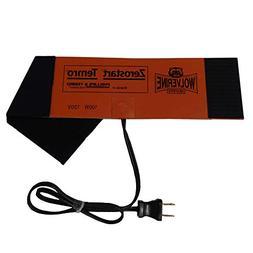 Zerostart 3400124  Silicone Pad Diesel Fuel Filter Heater Wr