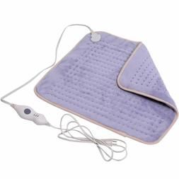 3XL Heating Pad Gift Set Auto Off For Back Pain Temperature