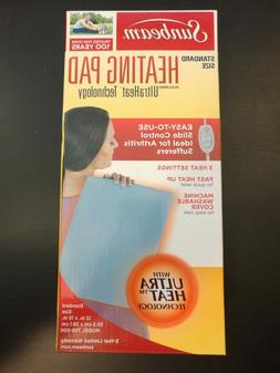 731 500 heating pad with ultra heat