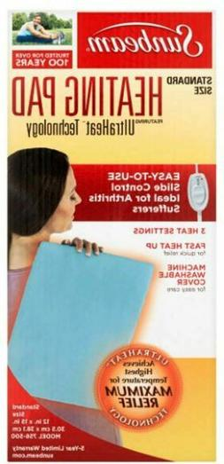 756 500 electric heating pad with ultra