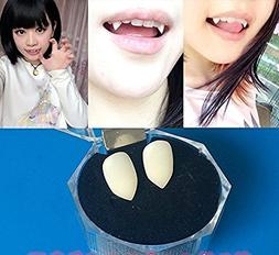 KISENG Halloween Party Cosplay Prop Decoration Vampire Tooth