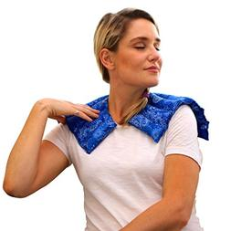 Nature Creation- Neck & Shoulder Wrap - Natural and Reusable