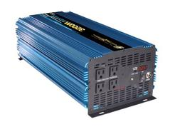 Power Bright PW3500-12 Power Inverter 3500 Watt 12 Volt DC T