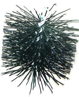 Rutland Products 16906 6-Inch Poly Chimney Cleaning Brush
