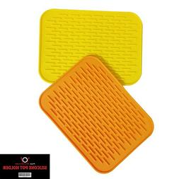 SOLD OUT - Silicone Heat Resistant Pads  — Heat Resistant,