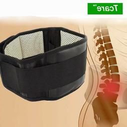 Adjustable Waist Self-Heating Tourmaline Magnetic Therapy Su