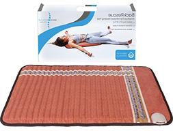 Amethyst Far Infrared Heating Pad by Back Rescue| Fast Pain