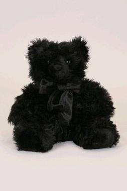Aromatherapy Black Teddy Bear Microwavable Hot & Cold