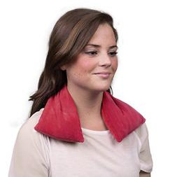 Aromatherapy Heating Pad for Neck and Shoulders Microwavable