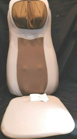 back massage cushion with heat massage chair