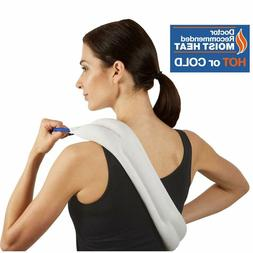 Bed Buddy Heat Pad And Cooling Neck Wrap Microwave Heating P