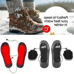 Boot Shoes Pad Winter Battery Powered Electric Heated Insole