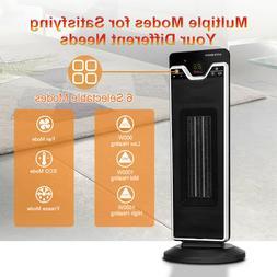 Ceramic Electric Space Heater Tower Digital Controls Program