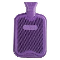 HomeTop Premium Classic Rubber Hot Water Bottle, Great for P