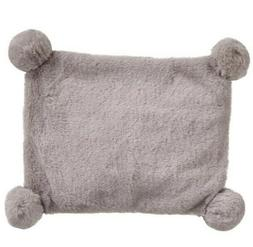 Victorian Trading Co Warm Grey Faux Fur Microwavable Plush H