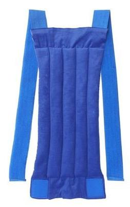 Hot & Cold Therapy Pack- Spine & Back - Natural & Reusable H