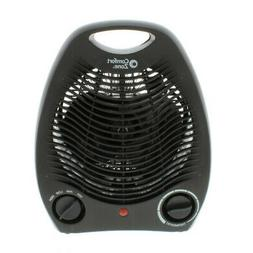 Comfort Zone CZ40BK Portable Heater with Thermostat
