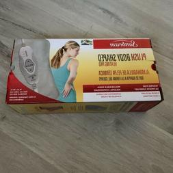 contoured heating pad