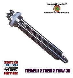 DC Water Heater Element 12 Volt 300 Watt for Wind Generator