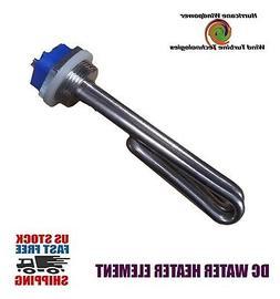 DC Water Heater Element 12 Volt 65 Watt for Wind Generator T