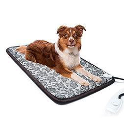 Hydgooho Dog Heating Pad Heat Pads for Large Dogs Cat 33x21i