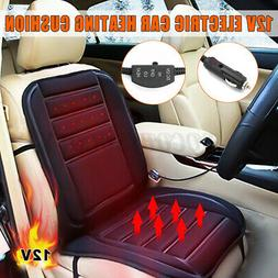 Electric 12V Car Heating Cushion Heated Warmer Seat Home Cha