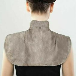 electric heated neck shoulder warmer heating pad