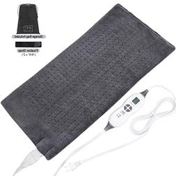 TechLove Extra Large Electric Heating Pad with Fixation Stra