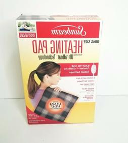 Electric Heating Pad Arthritis Back Warmer Heat Therapy for