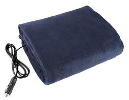Electric Heating Pad Blanket Car 12V Large Size Muscle Ache,