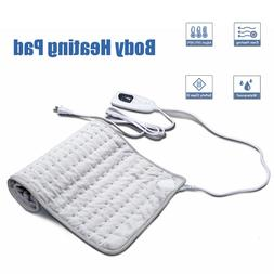 electric heating pad for neck shoulder knee