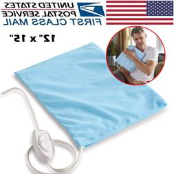 electric heating pad for shoulder neck back
