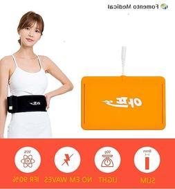 Electric Heating Pad Hot Pack Menstrual Cramp Women Portable