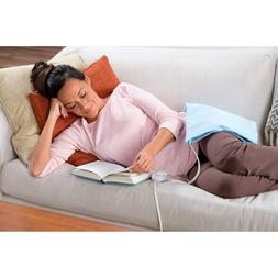 Electric Heating Pad Muscle Cramps Back Joint Care Fast Pain