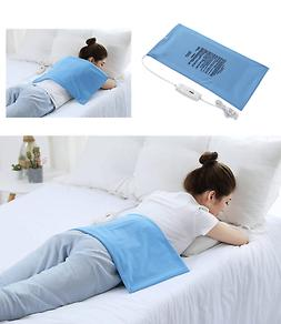Electric Heating Pad Muscle Joint Pain Relief Neck Shoulder