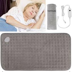 Electric Heating Pad Sick Neck Pain Relieve Fast Heating Par