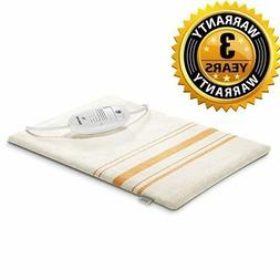 electric heating pad washable temperature control 3