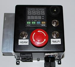 120v Electric Mash Tun / RIMS  Tube Controller with 15 Amp G
