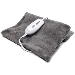 Electric Moist Heating Pad ''1 Count, 14 - 1/2 x 12 ''