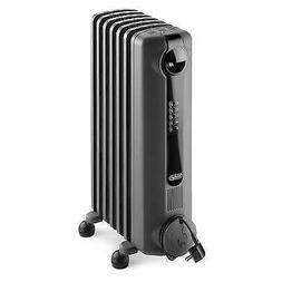 DeLonghi Electric Space Heater Oil-filled Radiant Compact Pe