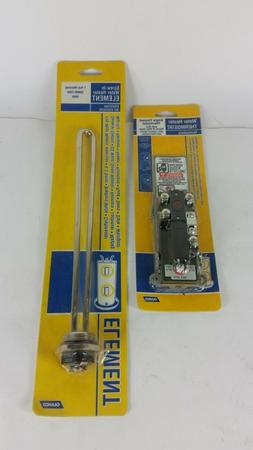 Camco Electric Water Heater Tune Up Kit Thermostat and Eleme