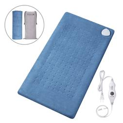 Electronic Heating Pad with Auto Shut off Fast-Heating Warme